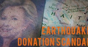 HAITI earthquake donations SCANDAL by the CLINTON FOUNDATION